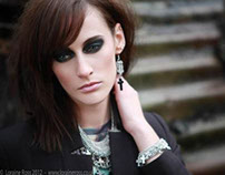 Fashion Shoot - Kelly McAllister Jewellery Designer