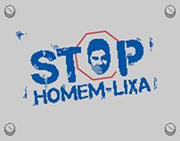 """Stop Homem-Lixa """"O simulador"""""""