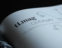 TL. MAGAZINE / INTERNSHIP