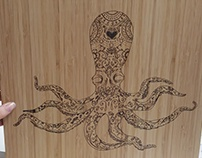 Personal Project - Tattooed Octopus