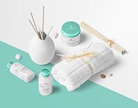 Sanbios - logo and packaging design
