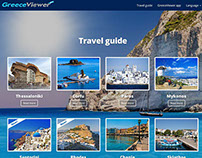 GreeceViewer travellers guide website