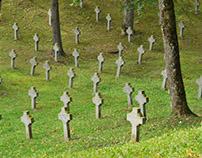 Dark tourism? / Antakalnis Cemetery, Vilnius