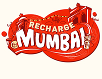 Recharge Mumbai | Logo Design