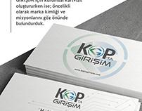 KOP'ta Girişim Logo&Kartvizit&Maskot LOGO&BUSINESS CARD