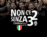 Juventus Club - Official commemorative graphic