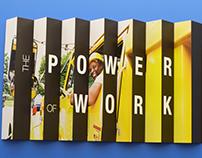 Lenticular Artwork for GoodWORKS Career Centers