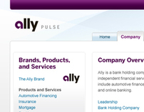 Ally Financial's Intranet