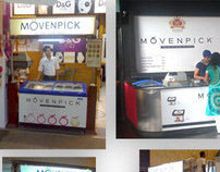 Kiosk Concept, Design and Production