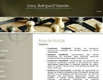 Site - Grecco, Rodrigues e Vizentim