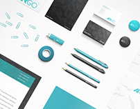 Air Go logo and branding