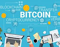Bitcoin Web Banners