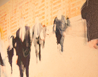 Lykos Group Exhibition @ black duck 05-12/01/2013