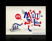 RED BULL: MULTI-BULL