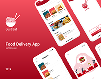 JustEat - Mobile App