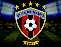 Uniformes Club Deportivo Walter Ferretti