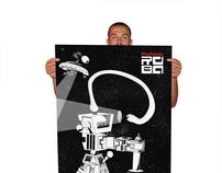 Robot Roba  Posters