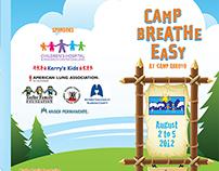 Camp Breathe Easy Brochure