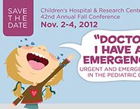 Children's Hospital Oakland Monterey Conference 2012