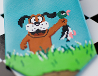 Duck Hunt tie (2012)