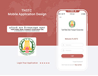 TNSTC - Online Booking Mobile Application