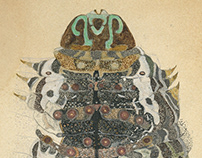 Papillionid caterpillars