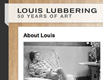 Louis Lubbering Artwork Website