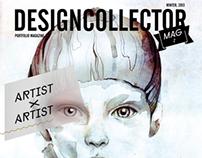 DCMAG 2 Cover [Sara Blake vs Oleg Dou]