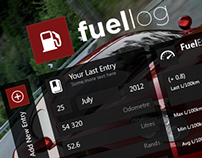 Fuel Log - Windows 8 App