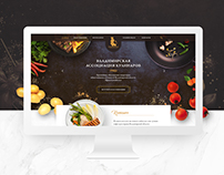 Website of the Culinary Association