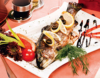 "I like food - for ""Żak Restaurant"""