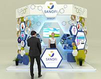 Sanofi Exhibition