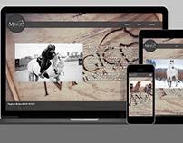 Strona internetowa / Website – MAGIC HORSE