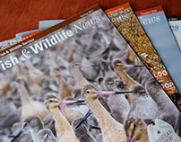 Fish & Wildlife News, magazine