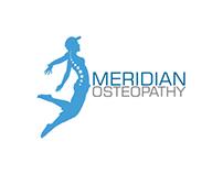 MERIDIAN OSTEOPATHY LOGO & FLYER DESIGN WORK