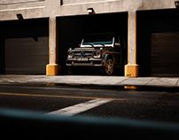 An Urban Classic – Mercedes-Benz G-Class
