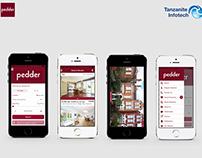 Pedder Property App