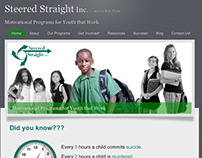 Steered Straight Website