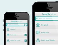 HealthHelper app
