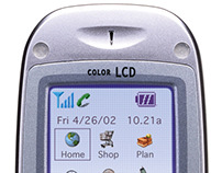 Sprint PCS Wireless Web