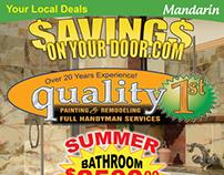 Savings On Your Door Publication