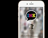 INK Messenge App
