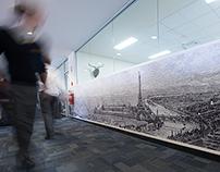 The Scots College – Ginahgulla wall design