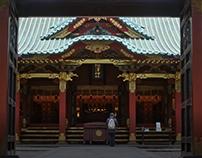 """Japan Tour"" Cinemagraphs"