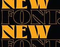Glodok Typeface
