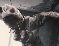 Silent Hill Concept Art: Nurse