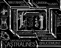 ASTRALINES tape release