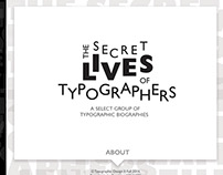 The Secret Lives of Typographers