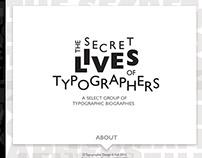 The Secret Lives of Typographers