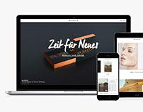 Redeleit + Junker website
